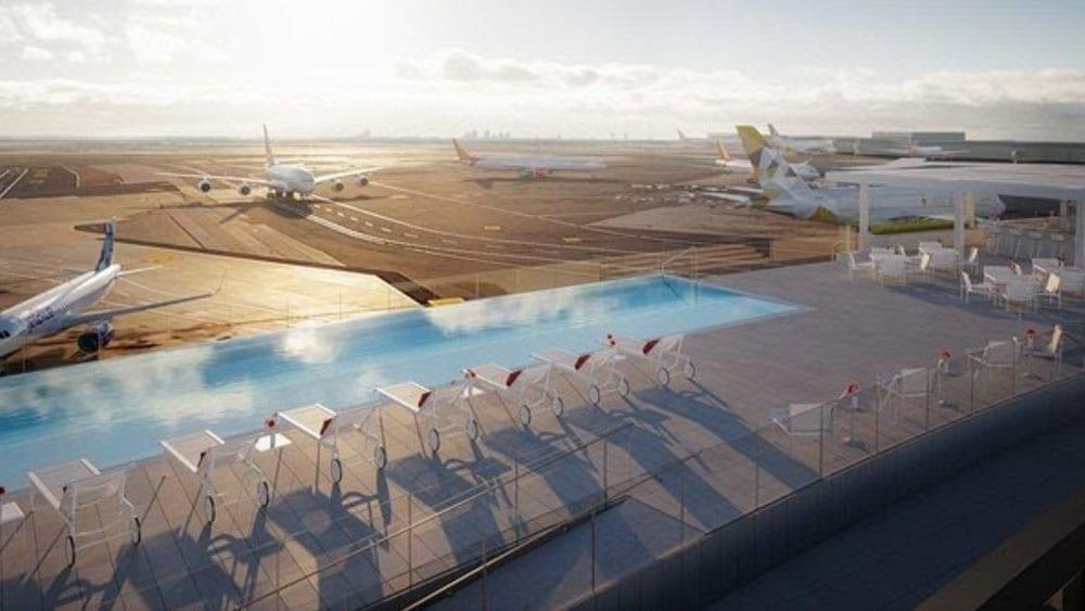 Airport Pool