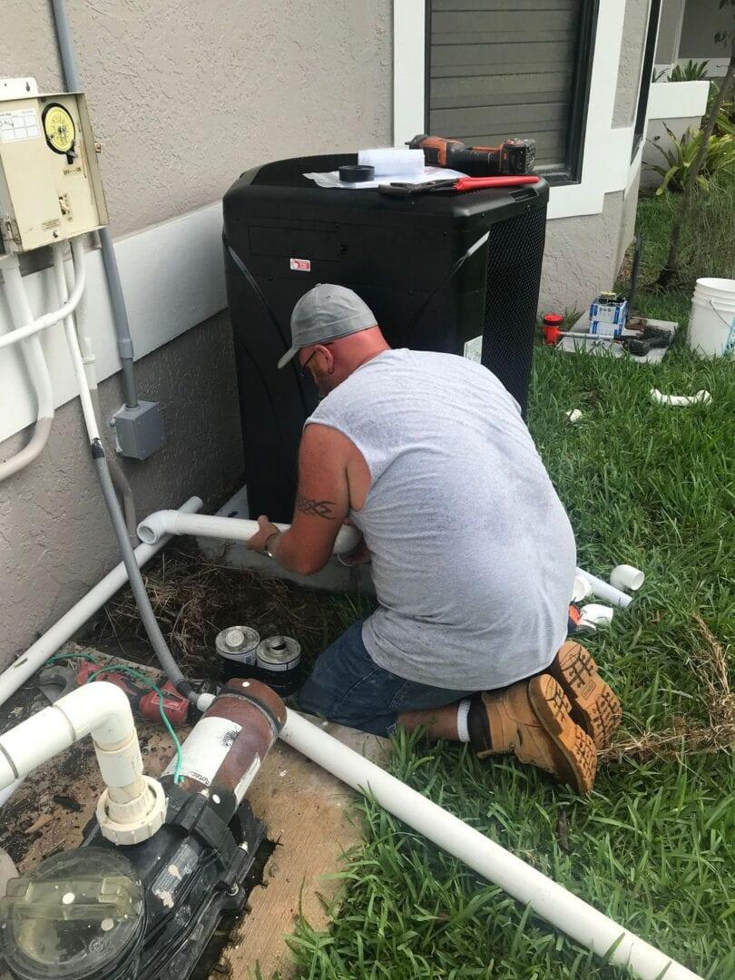 Heater Plumbing