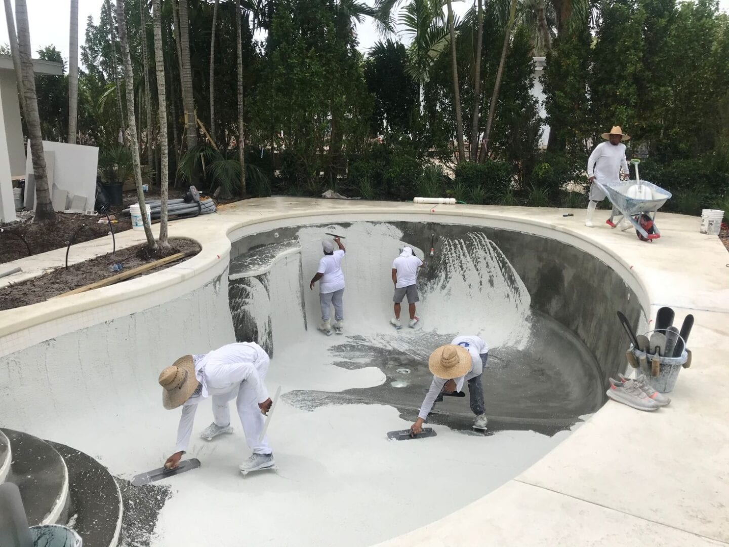 Pool Remodel Remarcite