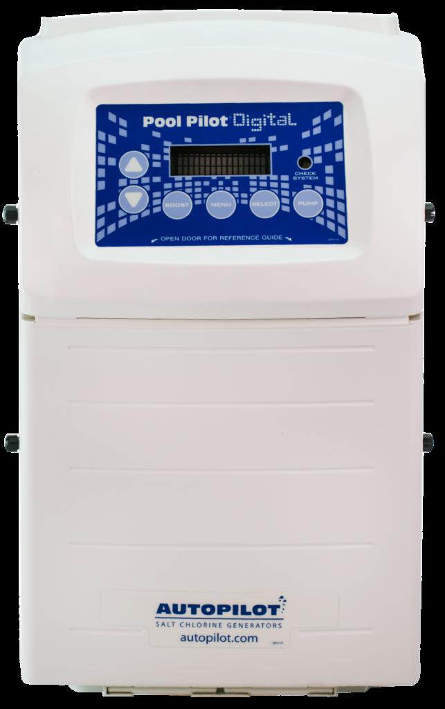 White Pool Pilot® digital power supply