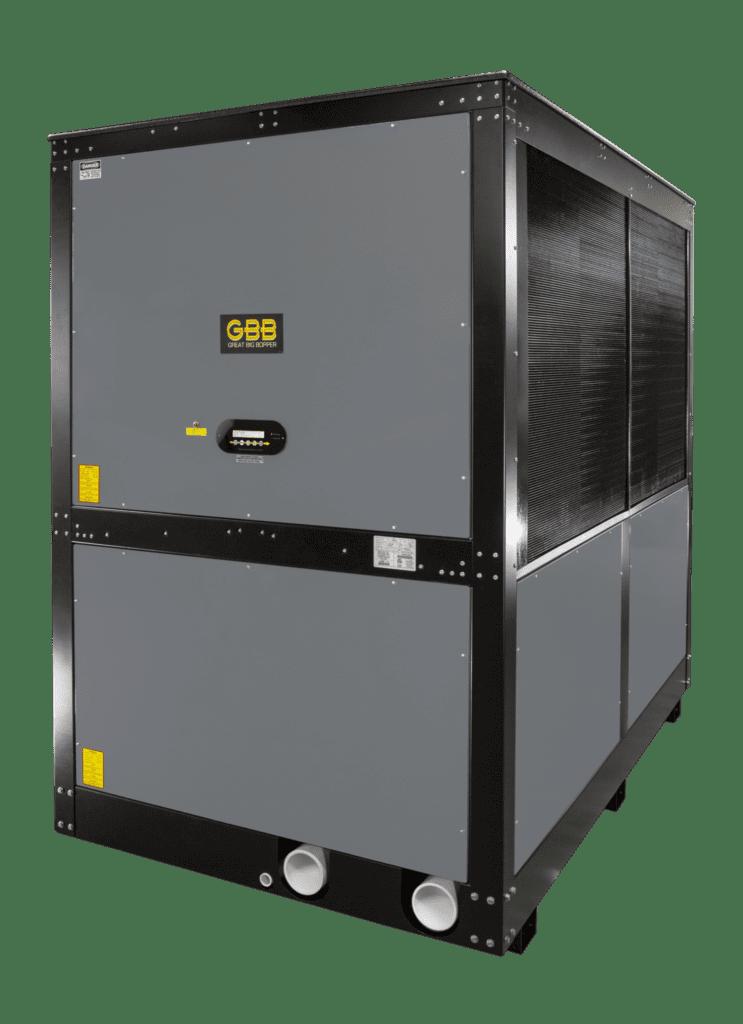 Great Big Bopper® commercial-sized heat pump